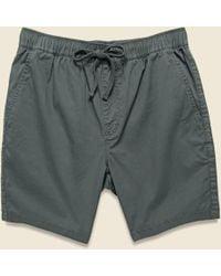 Katin Patio Short - Graphite - Gray
