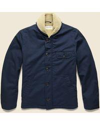 Universal Works N1 Jacket - Navy - Blue