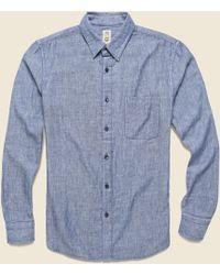Indigo Dyed Double Gauze Engineer Jacket | Suit fashion