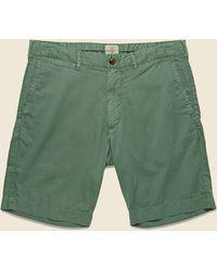 Faherty Brand Bay Short - Summer Olive - Green