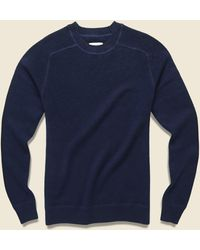 Life After Denim Columbia Cashmere Sweater - Blue Blood