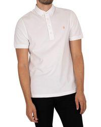 Farah Ricky Polo Shirt - White
