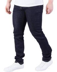 Carhartt WIP - Blue Rebel Slim Tapered Jeans - Lyst