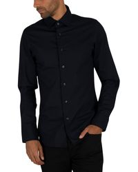 G-Star RAW Core Logo Shirt - Blue