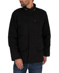 Levi's Sherpa Field Jacket - Black