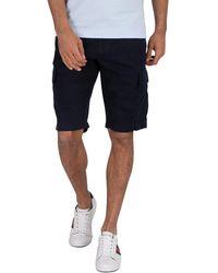 Tommy Hilfiger John Cargo Shorts - Blue