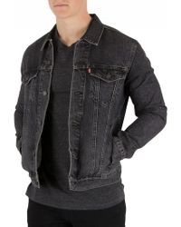 Levi's - Fegin The Trucker Jacket - Lyst