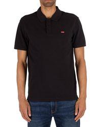 Levi's Housemark Poloshirt - Black