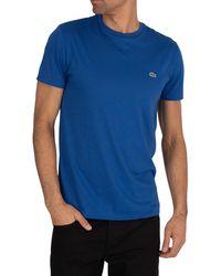 Lacoste Logo T-shirt - Blue