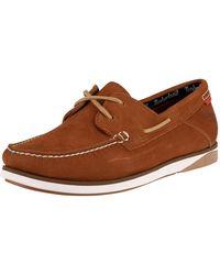 Timberland Atlantic Break Boat Shoes - Brown