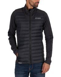 Berghaus Hottar Hybrid Jacket - Black