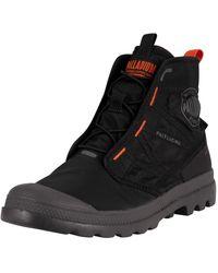 Palladium Pampa Travel Lite Boots - Black