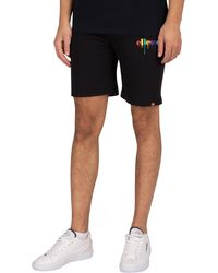 Ellesse Toni Sweat Shorts - Black