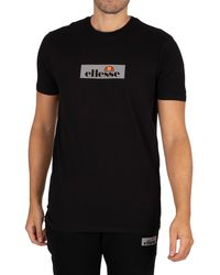 Ellesse Ombrono T-shirt - Black