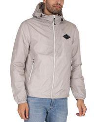 Replay Lightweight Jacket - Grey