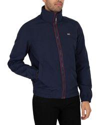 Tommy Hilfiger Essential Casual Light Jacket - Blue