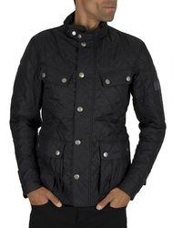 Barbour Ariel Quilt Jacket - Blue