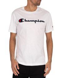 Champion Graphic T-shirt - White