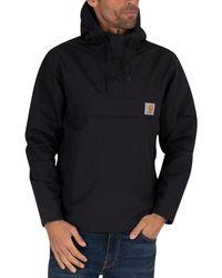 Carhartt WIP Nimbus Pullover Jacket - Black