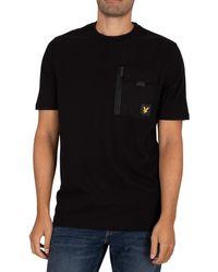 Lyle & Scott - Chest Pocket T-shirt - Lyst