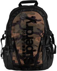 Superdry Tarp Backpack - Black