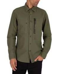 G-Star RAW Powel Slim Shirt - Green