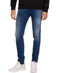 Replay Jondrill Skinny Jeans - Blue