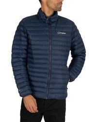 Berghaus Seral Water Resistant Jacket - Blue