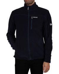 Regatta Fellard Lightweight Full Zip Track Jacket - Blue