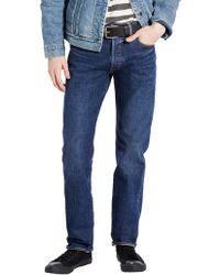 Levi's - Subway Station 501 Original Fit Jeans - Lyst