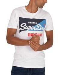 Superdry Primary T-shirt - White