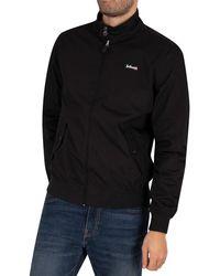 Schott Nyc Cabl 1220 Harrington Jacket - Black