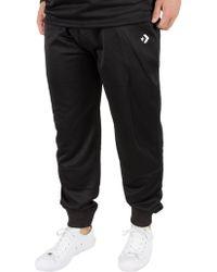 lyst adidas originali x kolorname ibrido sudore pantaloni in nero per gli uomini.