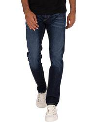 Pepe Jeans Spike Regular Jeans - Blue