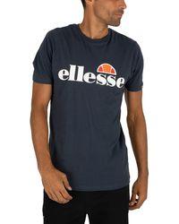 Ellesse Sl Prado T-shirt - Blue