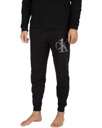 Calvin Klein - Lounge Graphic Joggers - Lyst