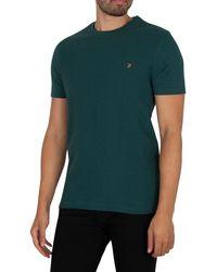 Farah Longbow T-shirt - Green