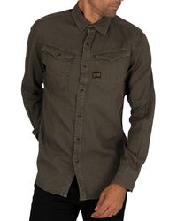 G-Star RAW Arc Slim Shirt - Multicolor