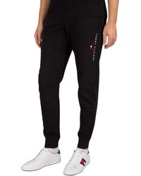 Tommy Hilfiger Essential Joggers - Black
