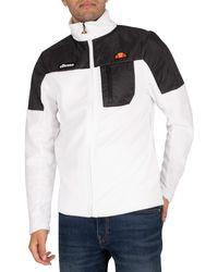 Ellesse Alonso Track Jacket - White