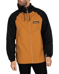 Timberland Yc Windbreaker Jacket - Orange