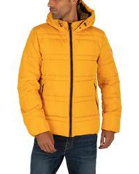 Scotch & Soda Classic Jacket - Yellow