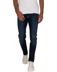 Levi's 512 Slim Tapered Jeans - Blue