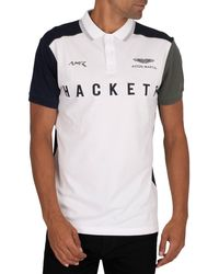 Hackett - Amr Polo Shirt - Lyst