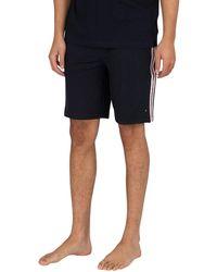 Tommy Hilfiger Lounge Sweat Shorts - Blue