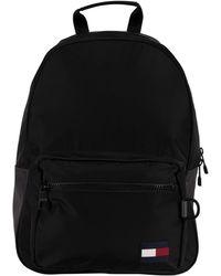 Tommy Hilfiger Work Flag Backpack - Black