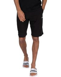 Diadora 5palle Bermuda Sweat Shorts - Black