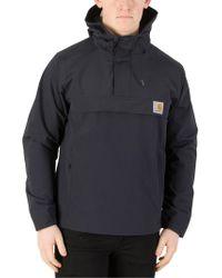 Carhartt WIP Dark Navy Nimbus Pullover Jacket - Blue