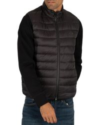 Barbour Bretby Quilted Gilet Black