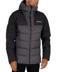 Berghaus Ronnas Reflect Puffer Jacket - Black